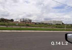 Terreno Comercial na Porto Alegre Q14 L2