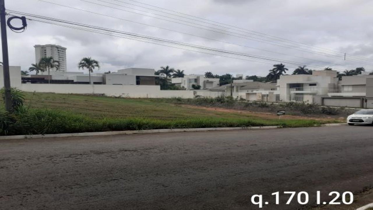 Terreno no Parque Jardim Feliz Cidade 6