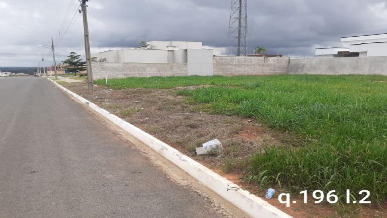 Terreno no Parque Jardim Feliz Cidade 2